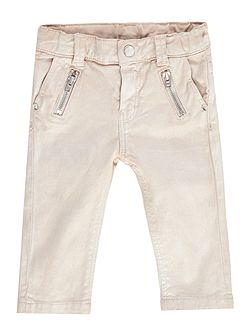Baby girls Iridescent trousers