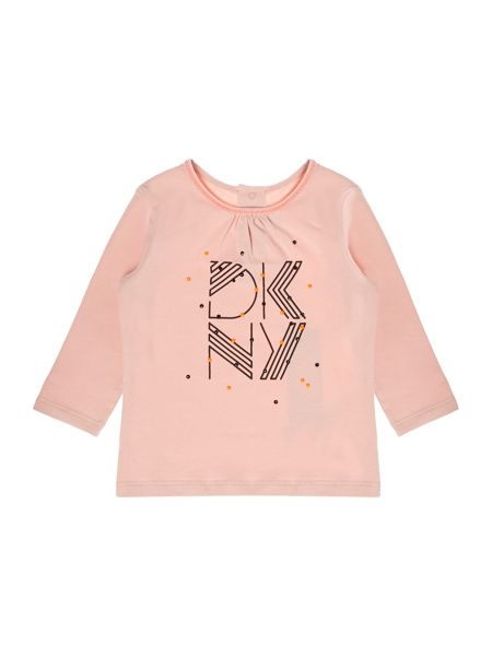 DKNY Baby girls Long sleeve t-shirt