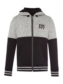 DKNY Boys: Fleece cardigan