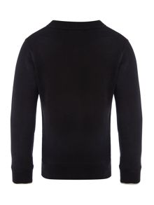 DKNY Boys: Long sleeve sweater