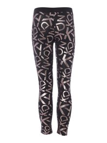 DKNY Girls Leggings