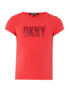 DKNY Girls Short sleeve t-shirt