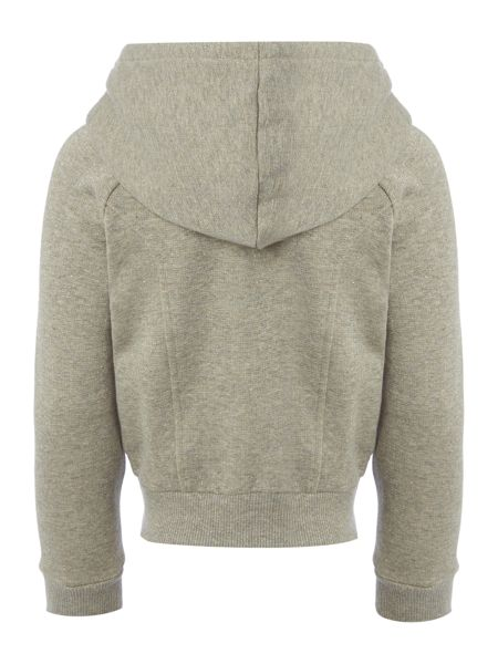 DKNY Girls Fleece Hoody