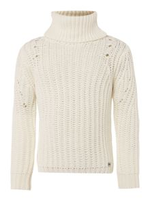 DKNY Girls Long sweater