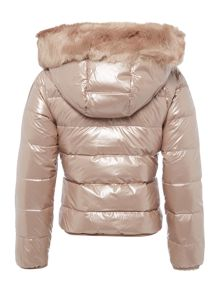 DKNY Girls Puffer jacket