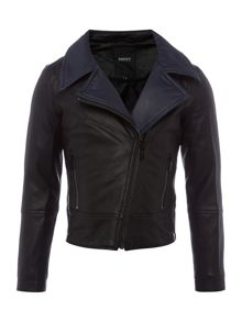 DKNY Girls Motorbike jacket