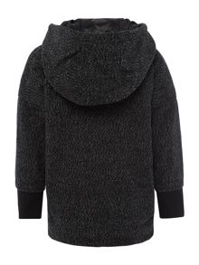 DKNY Girls Hooded coat