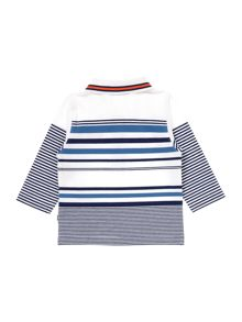 Hugo Boss Baby boy Long sleeve polo shirt