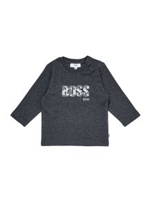 Hugo Boss Baby boys Long sleeve t-shirt
