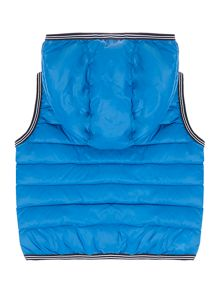 Hugo Boss Baby boy Sleeveless puffer jacket