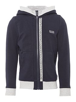 Boys Cotton Fleece Hoody