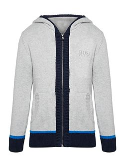Boys Knitted Hoody