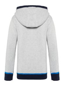Hugo Boss Boys Knitted Hoody