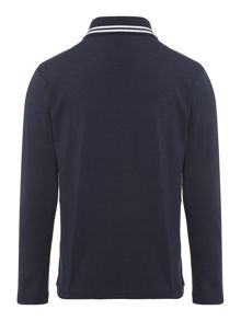 Hugo Boss Boys Long Sleeve Polo
