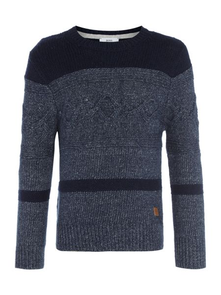 Hugo Boss Boys Sweater