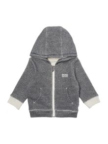 Hugo Boss Baby boy Fleece Hoody