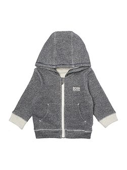 Baby boy Fleece Hoody