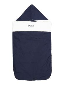 Hugo Boss Baby boys sleeping bag