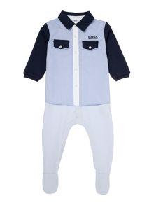 Hugo Boss Baby Boy All in one pyjamas