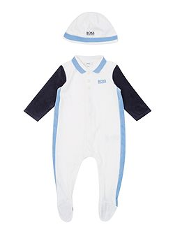 Baby boy newborn set