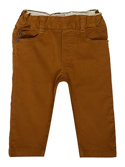 Baby boy 5 pockets trousers
