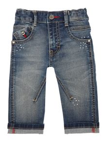 Timberland Baby boy Denim trousers