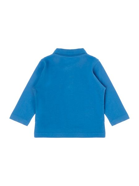 Timberland Baby boy Long sleeve polo shirt