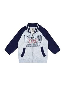 Timberland Baby boys Zipped sweater
