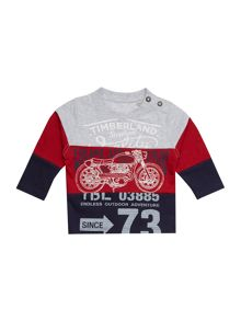 Timberland Baby boy Long sleeved t-shirt