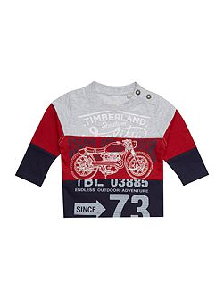 Baby boy Long sleeved t-shirt