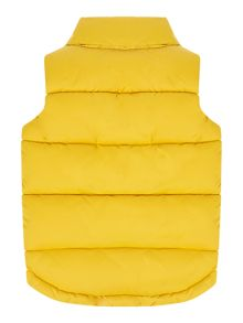 Timberland Baby boy Sleeveless puffer jacket