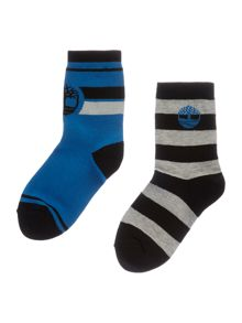 Timberland Boys Set of two pair of socks