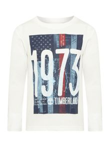 Timberland Boys Long sleeve t-shirt
