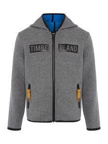 Timberland Boys Cotton Fleece Hoody