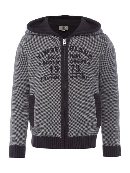 Timberland Boys Knitted Hoody