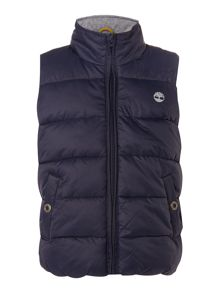 Timberland Boys Sleeveless puffer jacket