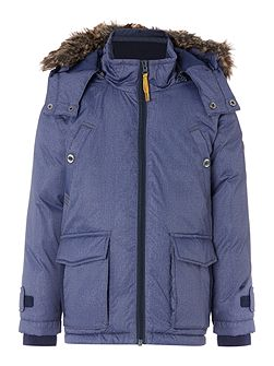 Boys Hooded parka