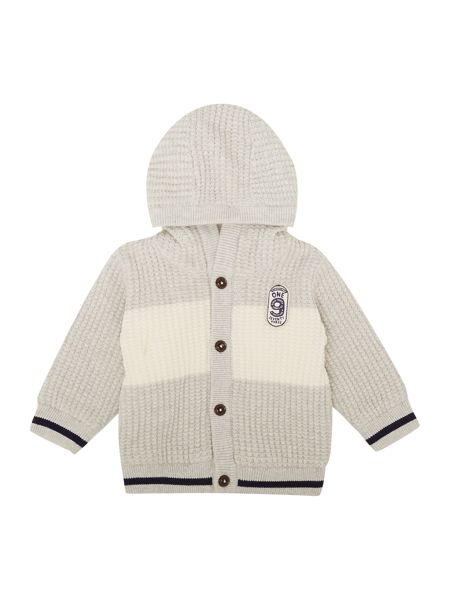 Timberland Baby boy Knitted cardigan
