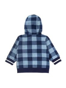 Timberland Baby boy Checked Hoody