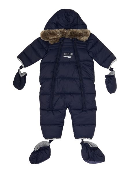 Timberland Baby boy All in one snowsuit