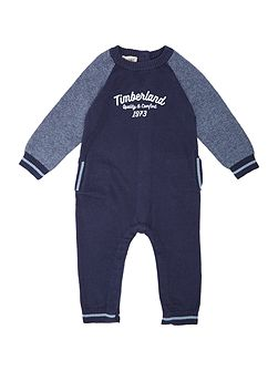 Baby boys Knitted overalls
