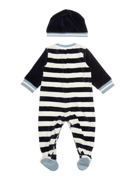 Timberland Baby boy Set of pyjamas and hat