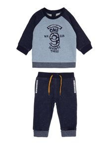 Timberland Baby boy Tracksuit