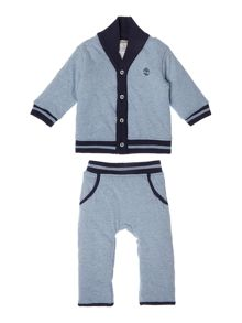 Timberland Baby boys Reversible track suit
