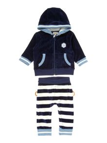 Timberland Baby boy reversible track suit