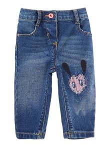 Billieblush Baby girls Denim trousers