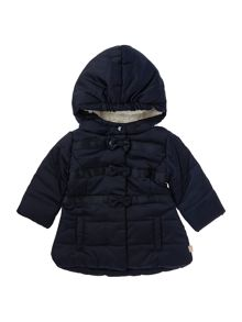 Billieblush Baby girls Long puffer jacket