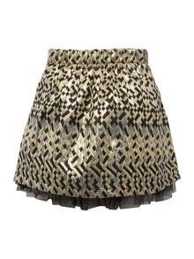 Billieblush Girls Skirt with tulle details