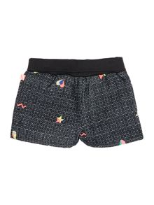 Billieblush Girls Embroidered Shorts