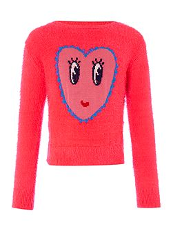 Girls Knitted sweater